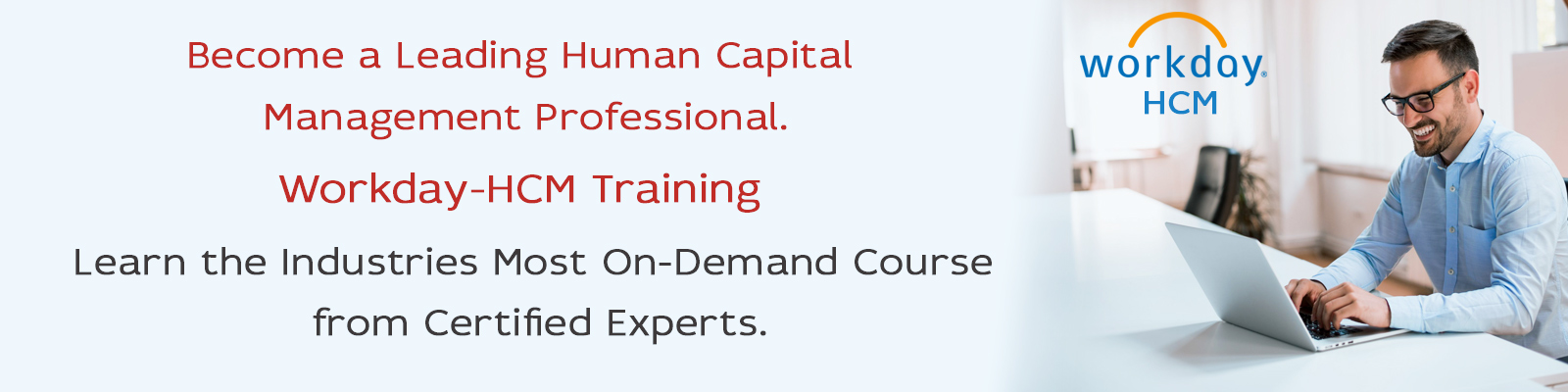 Workday HCM Training & Certification Course Online